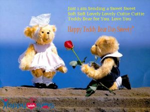 Teddy Day Sms : Just i am Sending a Sweet Sweet…